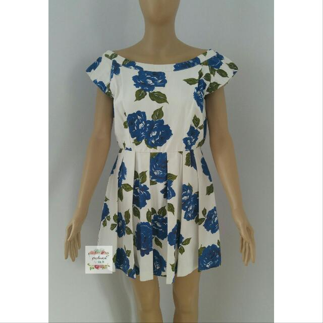 MINKPINK - Floral Dress