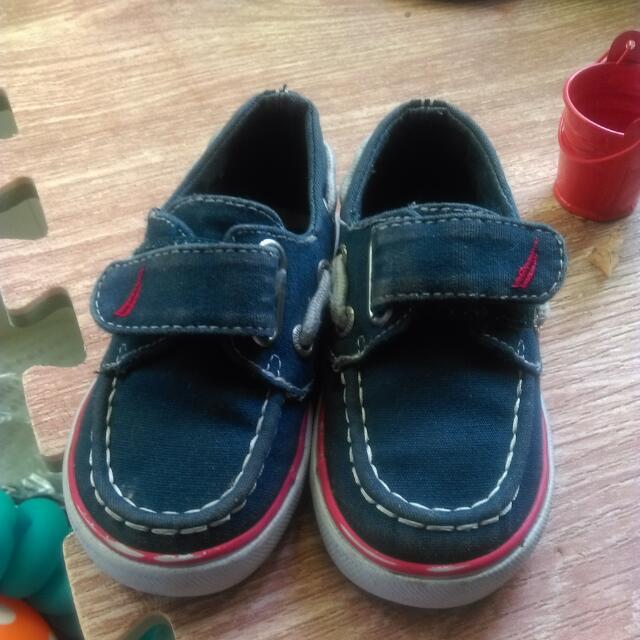 Nautica 寶寶休閒鞋