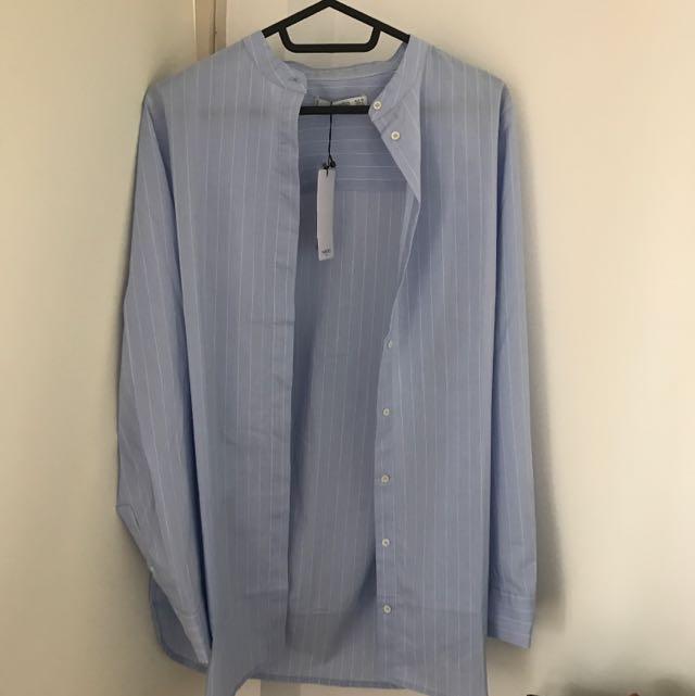NEVER WORN Mango shirt