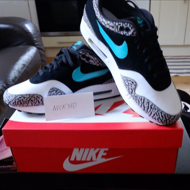 Nike Air Max 1 Atmos Elephant PRE ORDER, Sports, Sports