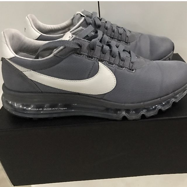 low priced acee0 444a5 sweden nike. roshe cortez sp fragment fragment 8f447 e6261  low price nike  x fragment design air max ld zero us sz 9 mens fashion b9d40