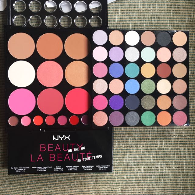 NYX All-in-One palette LIMITED EDITION!!!