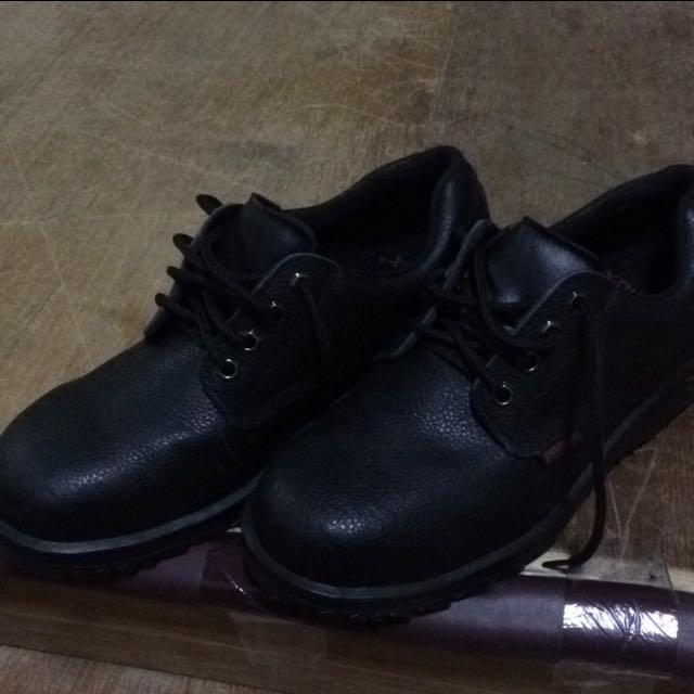PAMAX帕瑪斯【安全鞋專家】★防穿刺系列 工作安全鞋 【皮革製鋼頭安全鞋】臺灣製造