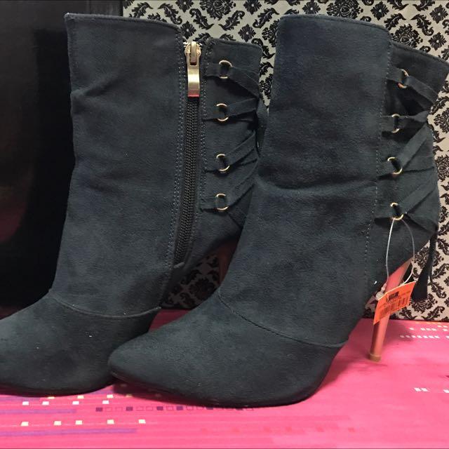 Parisian Highheel boots