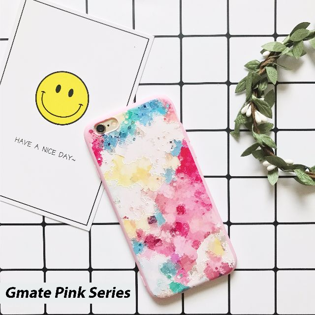 Pink Series V2 Soft Case For iPhone 6 Plus / 6s Plus