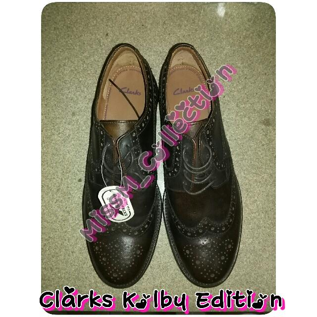 REPRICED! Clarks Kolby Edition For Men Without Box