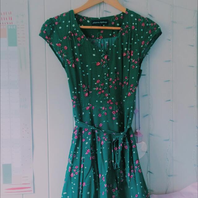 Princess Highway Cherry Blossom Dress