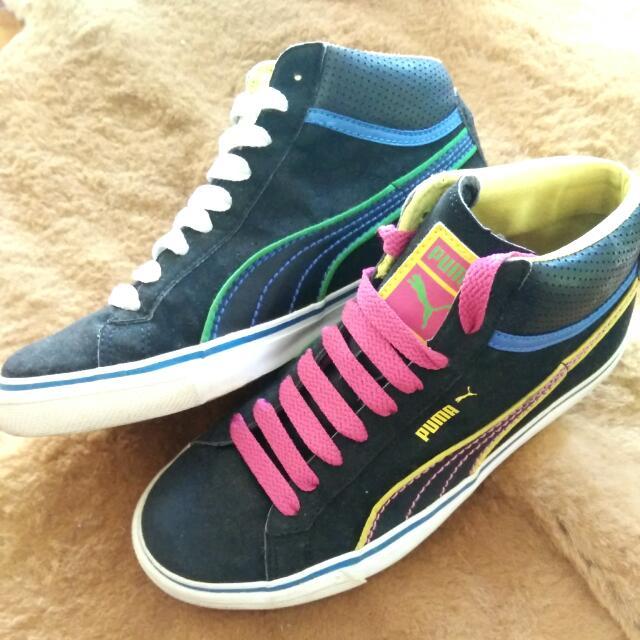 PUMA Midcut Sneakers