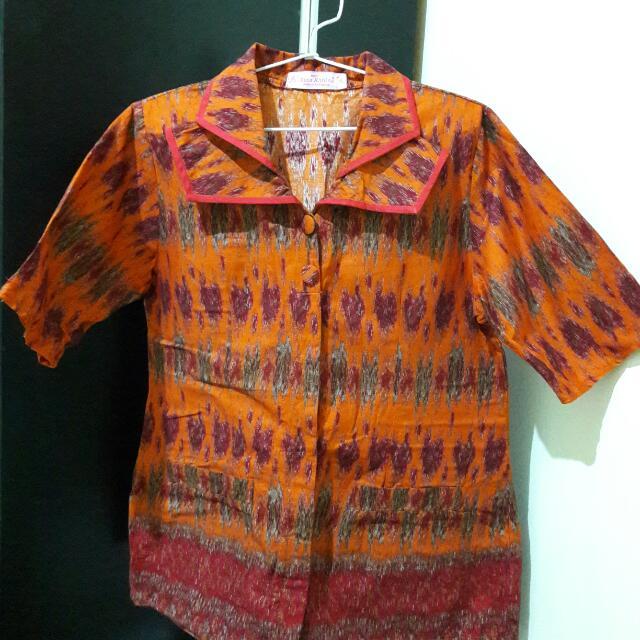 REPRICE Blouse Batik 02