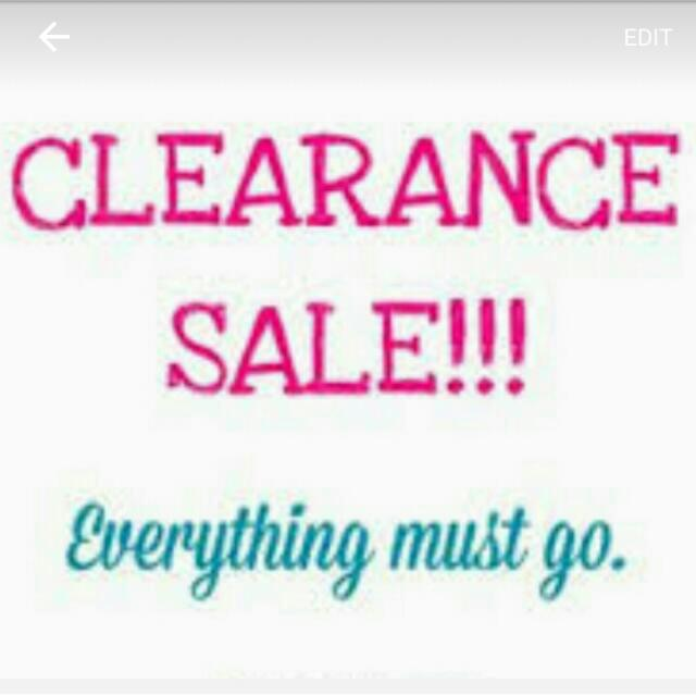 REPRICED ITEMS!! VISIT MY PROFILE!!