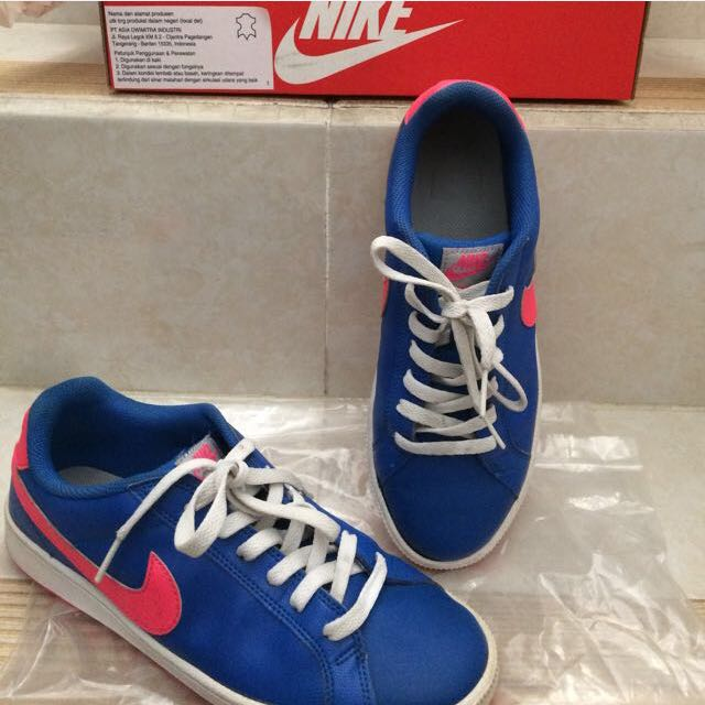 Reprice‼️NIKE Court Majestic Sneakers Shoes