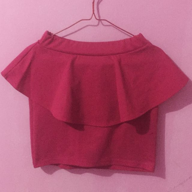 Rok Fashion Pink