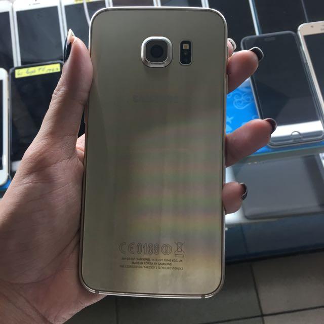 Samsung S6 Edge Slighlty Used