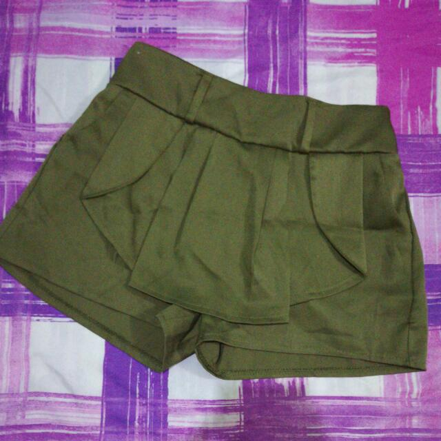 Soft cloth Short