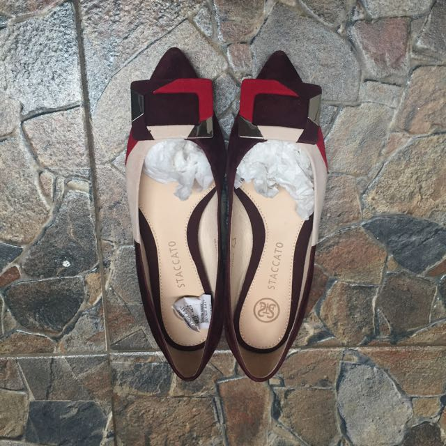 [REPRICE] Staccato Flatshoes