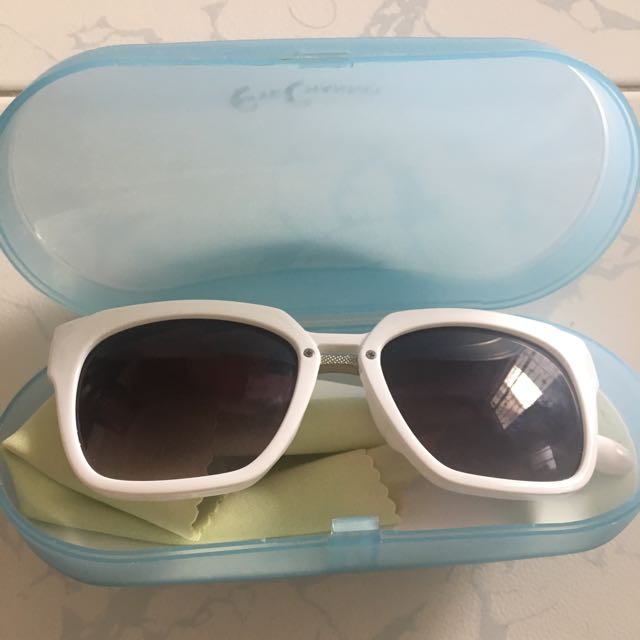 Sunnies Charlie From Sunnies Studios (White)