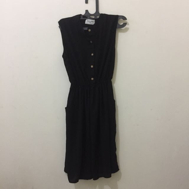This is April Vintage Dress