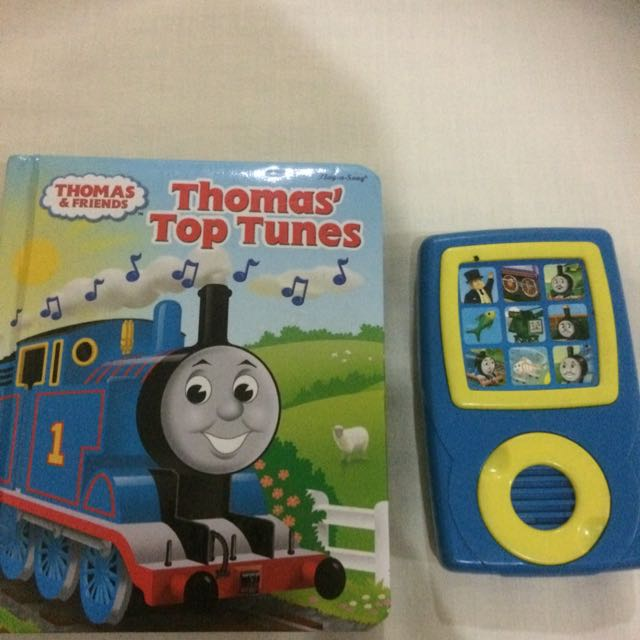 Thomas Book And Toy
