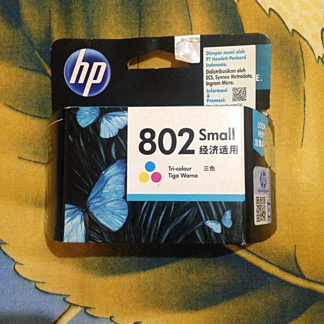 Tinta Printer HP Deskjet 802 Small