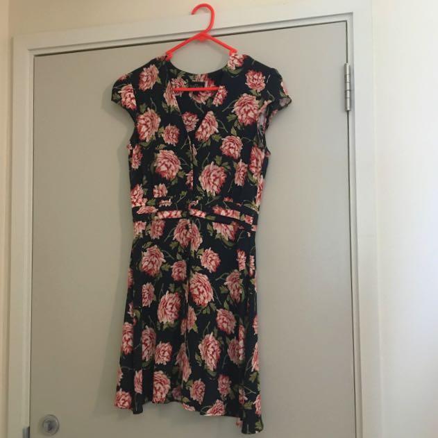 Topshop Petite Dress