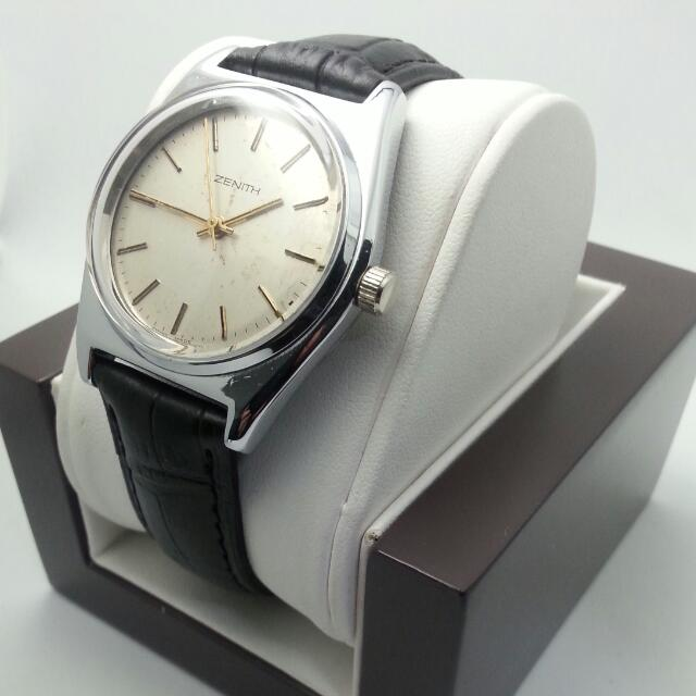 Zenith Automatic - 2542 PC, Luxury, Watches on Carousell
