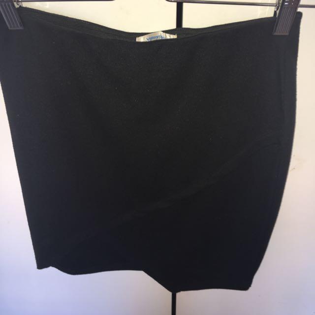 Valley Girl Geometry Skirt