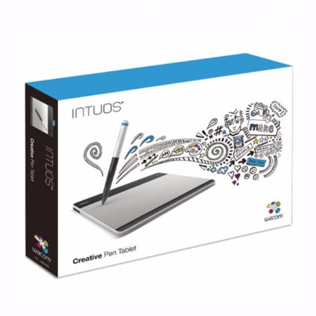 Wacom Bamboo CS110K Stylus Duo, Pen for iPad - Black, Platinum Silver