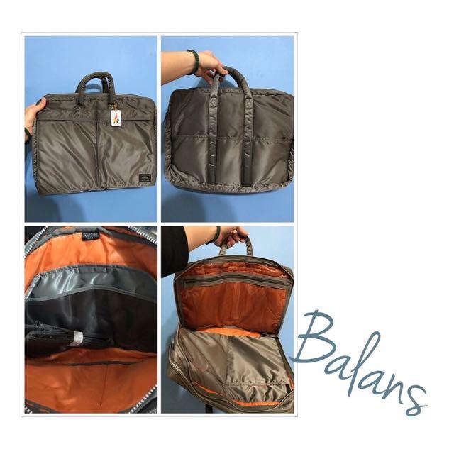 Yoshida Porter 公事包 側背包 手提包