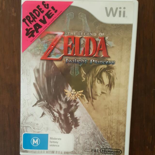 Zelda Twilight Princess