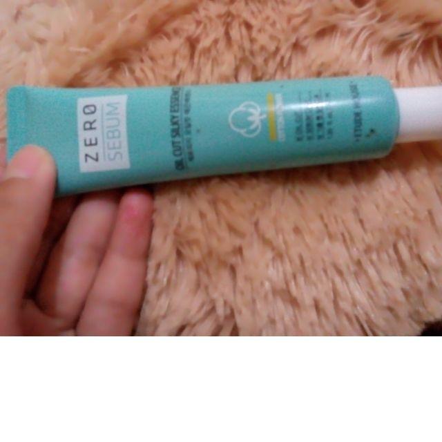 zero sebum oil cut silky essence