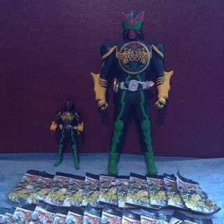 MASKED RIDER & Masked Rider PINS