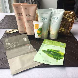 *LOWER PRICE* The Face Shop Bundle