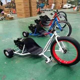Drift-kart 168cc for sale.