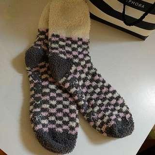 Brand New Fuzzy Socks
