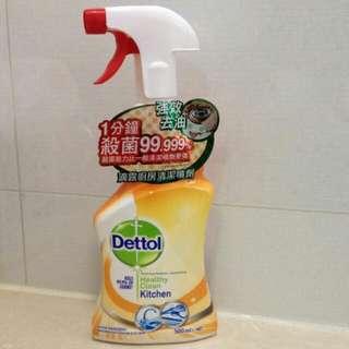 滴露廚房清潔噴劑