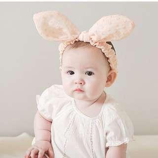 嬰幼兒髮帶