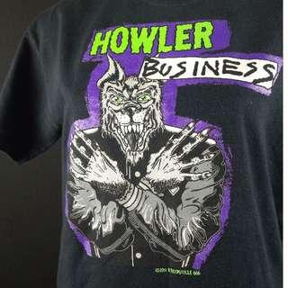 Kreepsville 666 Howler Business werewolf t-shirt
