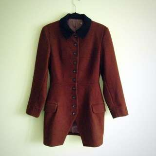 Yohji Yamamoto Vintage Wool Jacket / Coat - M