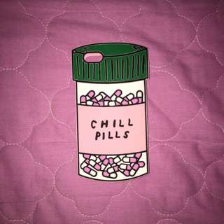 Iphone 5/5s/SE Chill Pills Case
