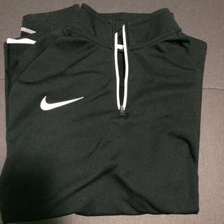 Nike Quarter Zip-Up