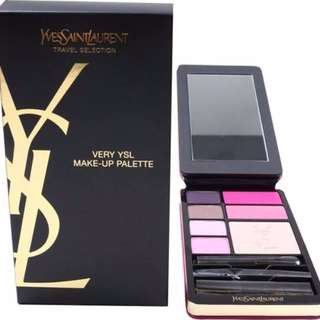 Very YSL Travel Makeup Palette