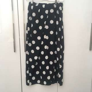 The Fifth Wide Leg Culottes XS (8)