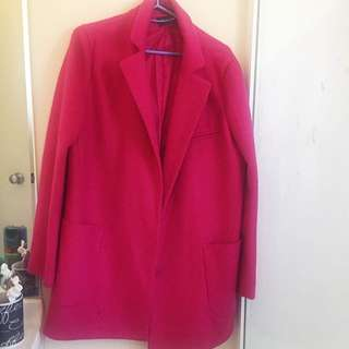 Oversided Coat