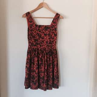 Princess Highway/Dangerfield Floral Dress