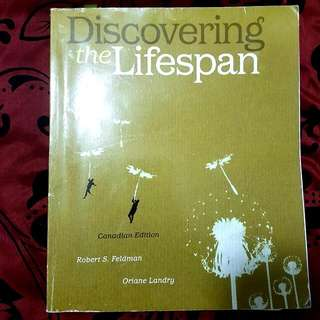 Discovering The Lifespan: Canadian Edition