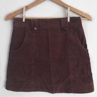 Forever New Chord Skirt