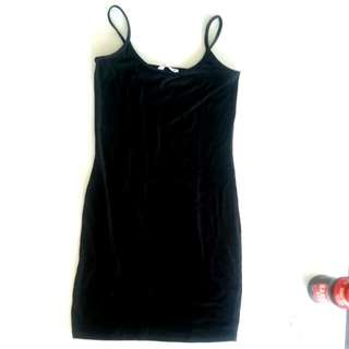 Black Dress Size 4 To 6