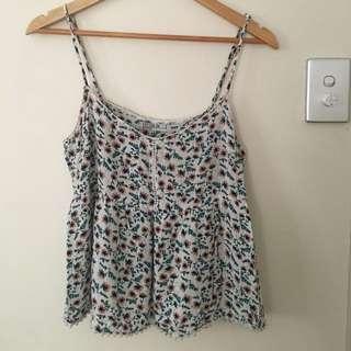 Little Floral Shirt