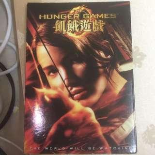 Hunger Games 飢餓遊戲 DVD