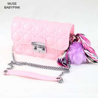 Jelly Muse (Baby Pink)